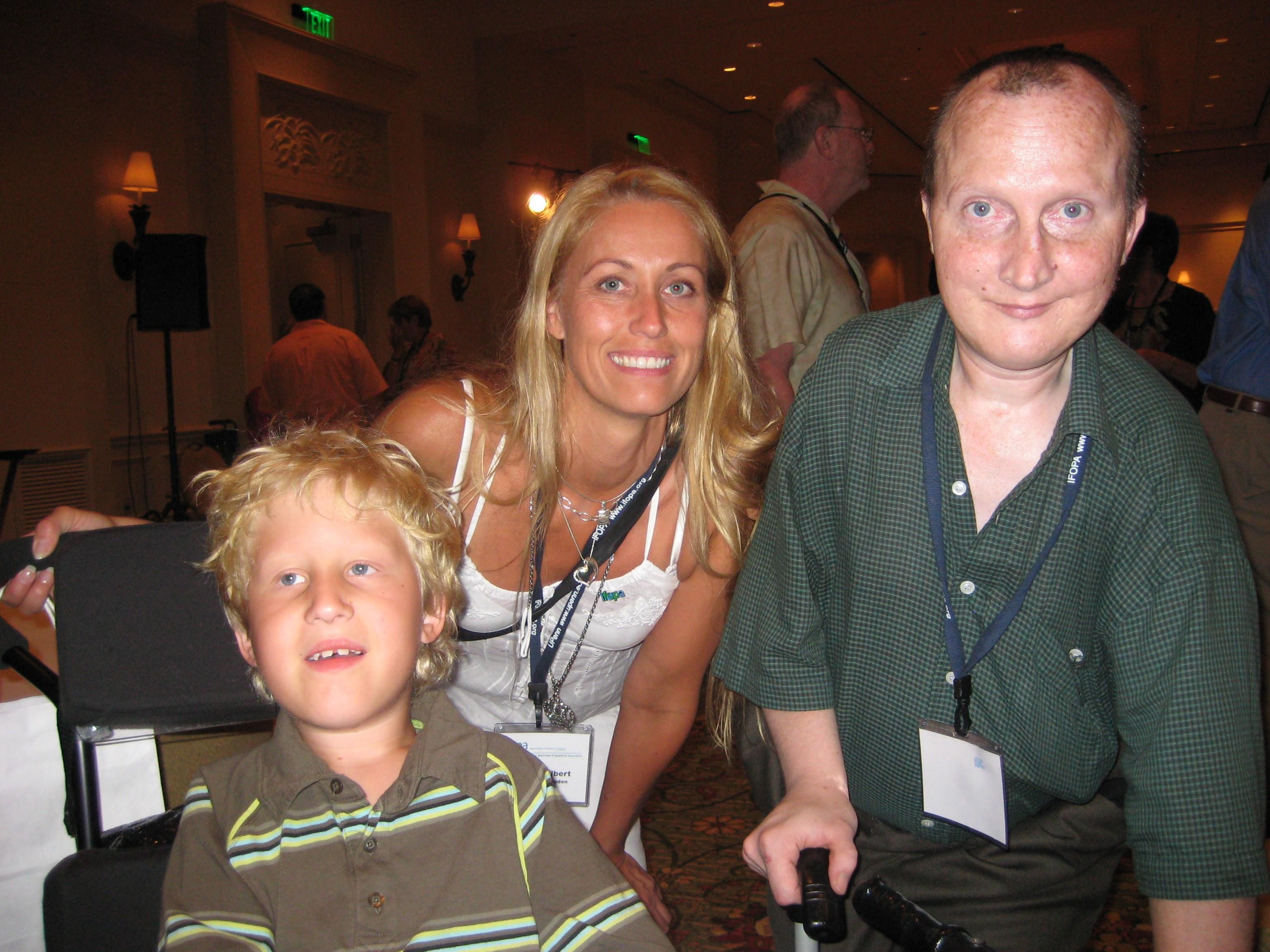 Hugo Marie & Robin L. Rice Orlando 2007