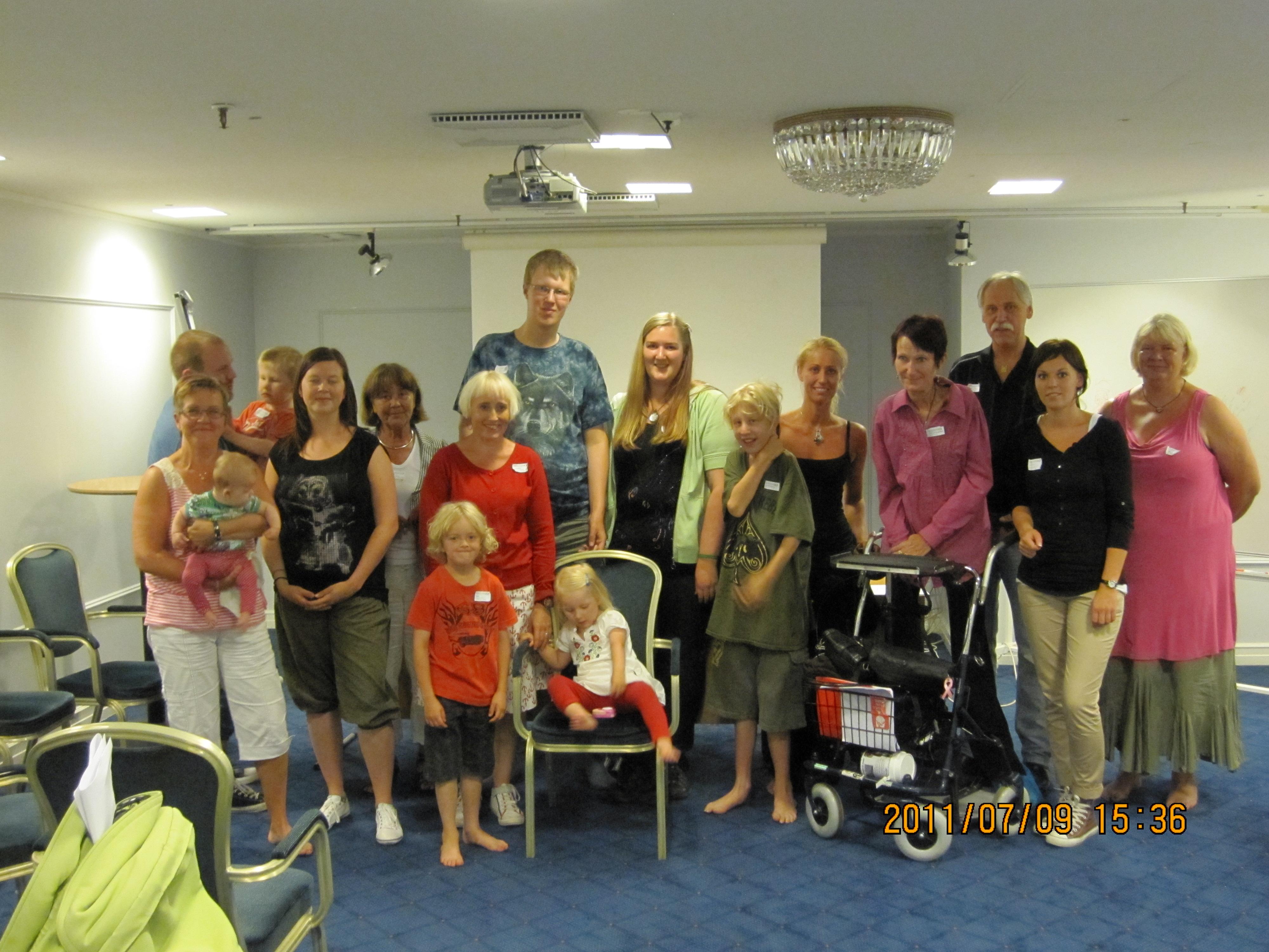 Svenska/Skandinaviska FOP föreningens årsmöte 2011