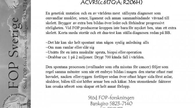 Vad är FOP? A4 format