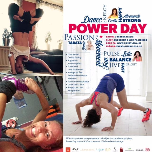 Marie&PowerDay