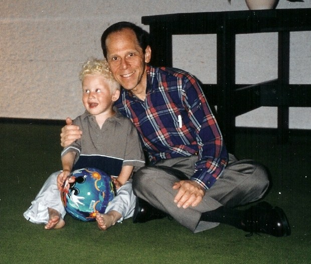 Hugo & Dr Fred Kaplan, Valbert Tyskland 2001.