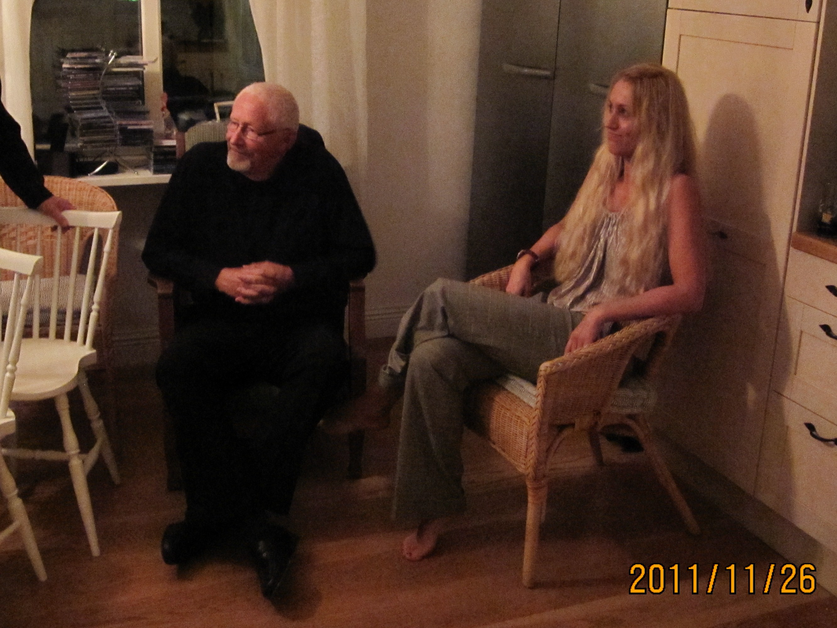 Pehr & Marie115år