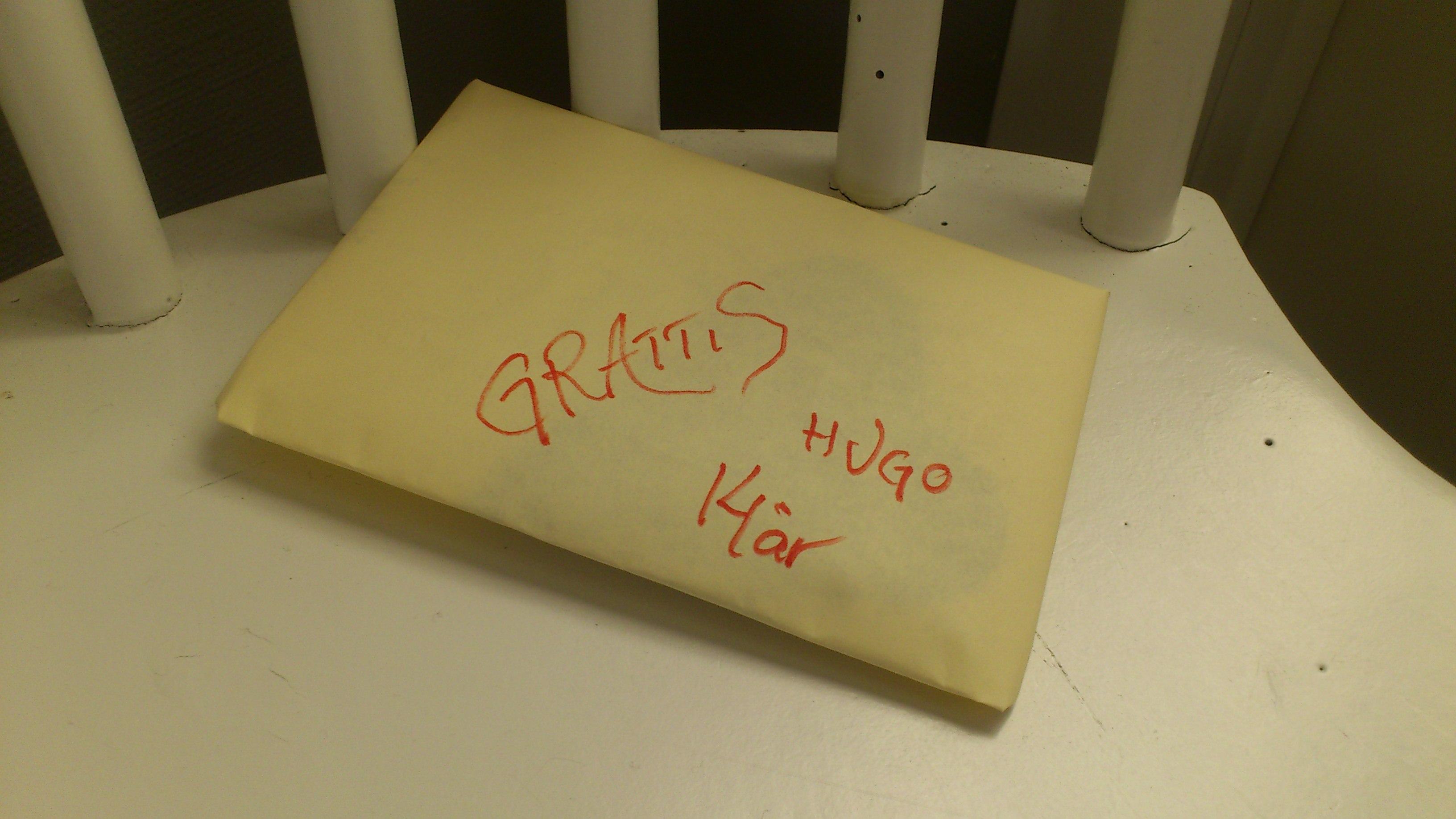 Hugo 14år 23/9-2012
