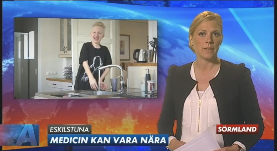 Läkemedelsutveckling – FOP-dagen i Eskilstuna 2015.